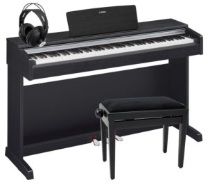 Digitalpiano Yamaha im Set